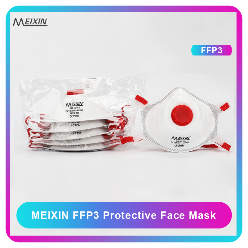 MEIXIN FFP3 Fask маска mascarilla ffp3 маска защитная Пылезащитная маска mascherine Certification ce сертификация|Маски|   | АлиЭкспресс