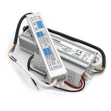 DC12V 24V Led-treiber IP67 Wasserdichte Beleuchtung Transformatoren für Outdoor Licht 12V Netzteil 10W 20W 30W 50W 60W 100W 120W 150W