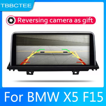 Car Android System 1080P IPS LCD Screen For BMW X5 F15 2014 2015 2016 2017 2018 Car Radio Player GPS Navigation BT WiFi AUX