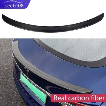Spoiler For car tesla model s accessories tesla 2018 model s  carbon spoiler tesla s spoiler  tesla car accessories