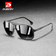 DUBERY Aviation Sunglasses Men Classic Retro Polarized Outdo