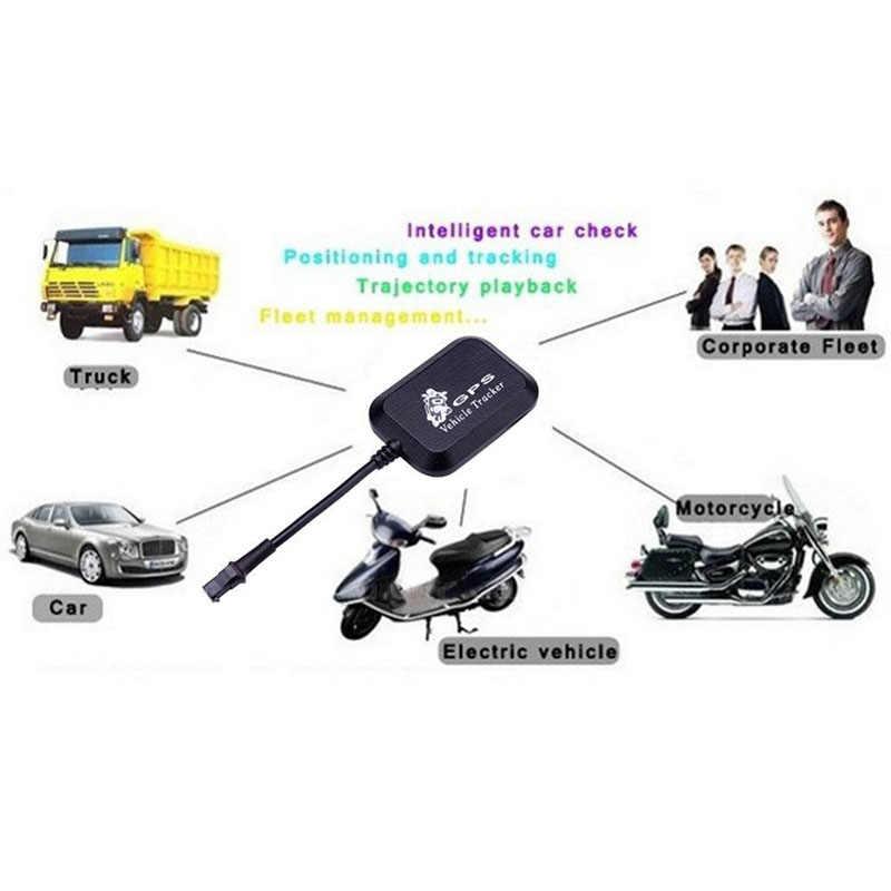 GpsトラッカーTX-5 車両追跡装置車のオートバイのgsmロケータリモコンリアルタイム監視システムのapp