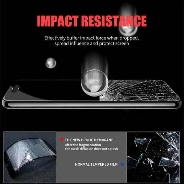 6 in 1 Tempered Glass For Xiaomi Redmi Note 10 Pro Note 10S 10 5G Screen Protector Camera Lens Film For Redmi Note 10 Pro Glass 4