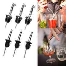4/2/1pcs cozinha dispensador de óleo bar vinho tiro dispensador garrafa de vinho pourer bico cozinha cozinhar óleo vinho rolha