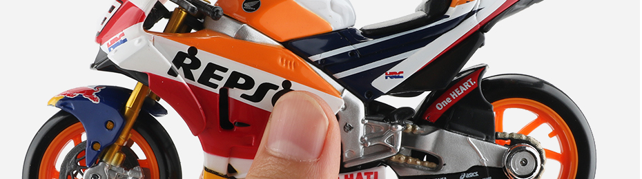 Moto GP Racing Motorcycle Toy Model Collection 42