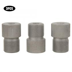 3pcs 5mm Doweling Jig Drill Bushing Metal Drill Sleeve For Woodworking Drill Guide Hole Drilling Bit Accessories