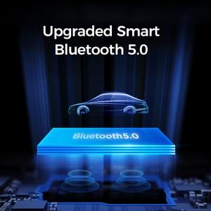 Image 2 - Joyroom Fast Car Charger FM Transmitter Modulator Bluetooth 5.0 Handsfree Car Kit Audio MP3 Player With QC3.0 Dual USB Adapter