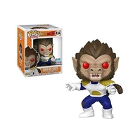 funko pop Dragon Ball Super Vegeta IV hand model toy Dragon Ball Z action character collection children's toys holiday gift