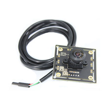 цена на USB Camera Module CMOS 1MP wide angel lens vga cmos image sensor camera module with MJPG &YUY2 video format