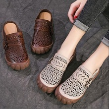 2020 Fashion Cut-outs Women Shoes Slippers Summer comfortabl