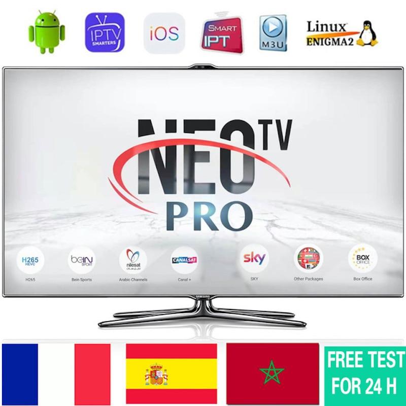 Stable Neotv Pro tv support ip smart tv Android box pour la France royaume uni 4K HD Suisse arabe belgique espagnol néerlandais m3u neox Neox TV box | AliExpress