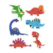 6 шт Мини Дракон 5d алмазная картина наборы наклейки сделай