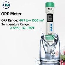 HM Digital ORP-200 Impermeabile IP-67 valutazione ORP Meter Con Funzione di Calibrazione Automatica Simultanea Visualizzazione della Temperatura 40% di Sconto