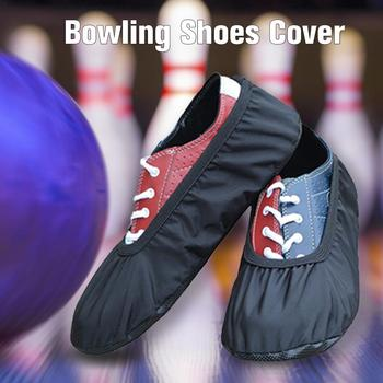 1 PCS Premium Bowling Sports Shoe Covers Unisex Bicycle Cycling Overshoes Dustproof Shoe Cover Sports Accessories Drop Shipping image