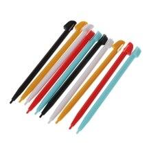 10Pcs Stylish Color Touch Stylus Pen for Nintendo Wii U WIIU GamePad Console  U1JA 3 7v 1500mah 3600mah rechargeable battery for nintendo u wii wiiu gamepad controller joystick replacement repair part free tool