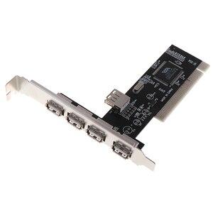 USB 2.0 4 Port 480Mbps High Sp