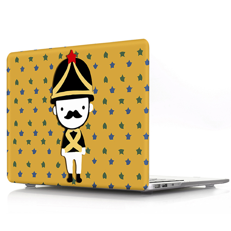 Raffiti Animal Pattern Case for MacBook 43