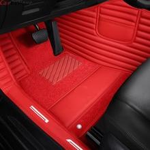 Custom made car floor mats for Infiniti FX EX JX G M QX50 QX56 QX80 QX70 Q70L QX50 QX60 Q50 Q60 car accessorie rugs carpet