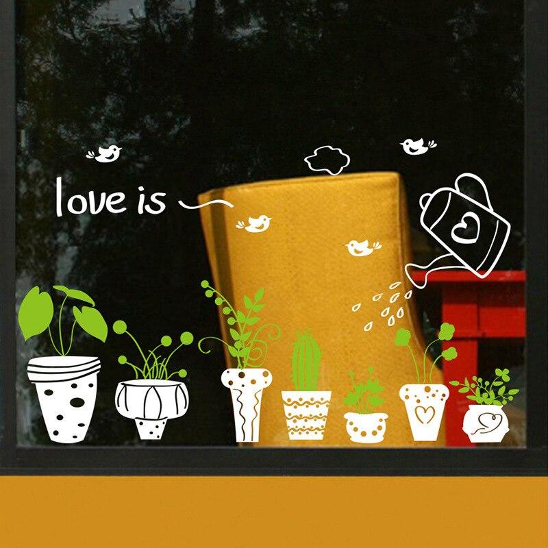 Купить окаймлением линия талии настенная живопись простой горшок для