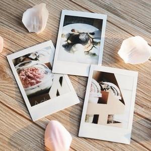 Image 5 - 100 ورقة فيلم ل فوجي fujifilm instax ميني 8 7 ثانية 9 70 25 50 ثانية 90 صور كاميرا فورية الأبيض filmshare SP 1 SP 2