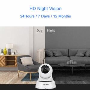 Image 4 - Inqmega 1080p câmera ip sem fio wifi cam indoor segurança em casa vigilância cctv câmera de rede visão noturna p2p remoto vista
