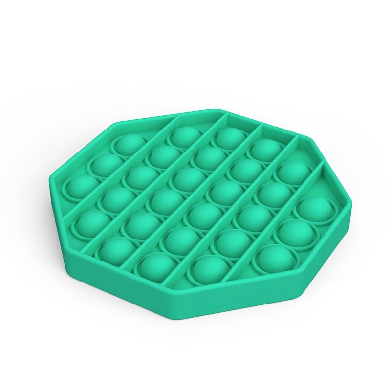Toys Adult Bubble-Sensory-Toy Autism Reliver It-Fidget Anti-Stress Funny Squishy Push-Pop img3