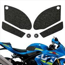 Motorcycle fuel tank pad tank grip protection sticker KSHARPSKIN knee grip side applique for SUZUKI 17 18 GSX R1000  GSX R1000R