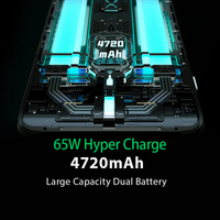 Global Version Black Shark 3  8GB 128GB Snapdragon 865 5G Game Phone Octa Core 64MP Triple AI Cameras 65W Charger 1