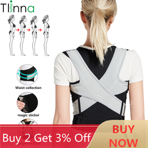 Tlinna Back Shoulder Brace Sup