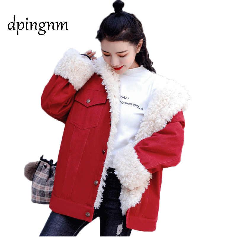Abrigo de invierno 2019 abrigo de lana para mujer abrigo de invierno