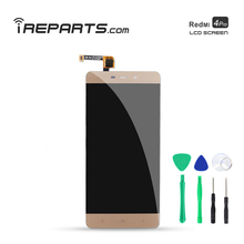 IREPARTS Replacement LCD Screen for Xiaomi Redmi 4 pro Display Touch Panel Digitizer No Frame + Free Repair Tools ireparts replacement display lcd for xiaomi redmi s2 y2 touch screen digitizer assembly free repair tools