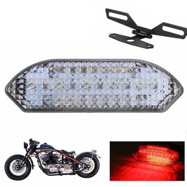 Купить задний фсветильник для мотоцикла велосипеда 30 светодиодов картинки цена