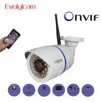 Wireless Audio Sony Imx307 Sensor 1080P 2MP HD Micro SD/TF Card Slot IP Camera WiFi Onvif CCTV Security H.264/H.265 Surveillance