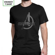 Whatever It Takes Funky Avengers TShirt Super Hero Comic Marvel T Shirt Men Short Sleeves Clothes Graphic Tee Shirt Cotton(China)