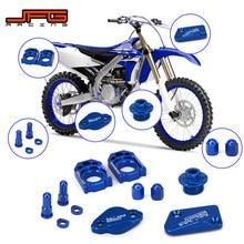 Набор тормозных бачков для мотоцикла, крышка моста, блок для YAMAHA YZ125 YZ250 YZ250F YZ450F YZ125X YZ250X WR250F WR450F YZ250FX