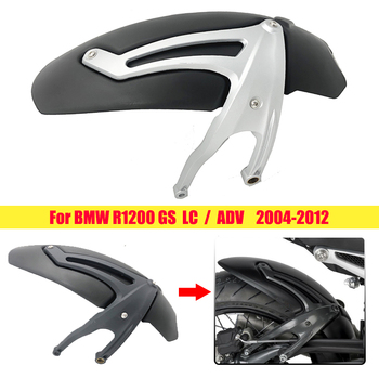 R1200GS Mudguard Rear Fender Tire Hugger Splash Guard Cover For BMW R 1200 GS R1200RT R1200ST R1200 GS GSA 2004-2012 Motorcycle