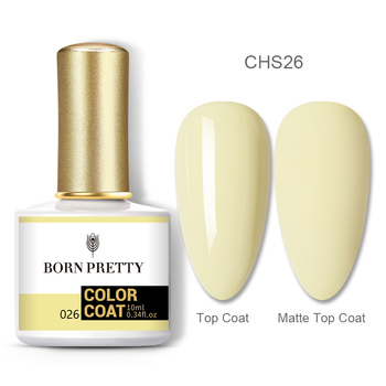 BORN PRETTY Nail Gel 120Colors 10ml Gel Nail Polish Soak Off UV LED Gel Varnish Holographics Shining Nagel Kunst Gellack 105