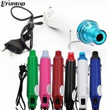 Hair-Dryer Air-Heat-Gun Eruntop Soldering Power-Phone-Repair-Tool Shrink Plastic DIY