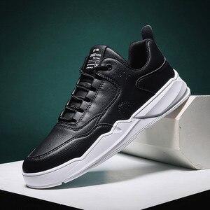 Image 3 - Gündelik erkek ayakkabısı klasik erkek koşu ayakkabıları moda spor ayakkabı artan büyük boy erkek ayakkabıları rahat nefes