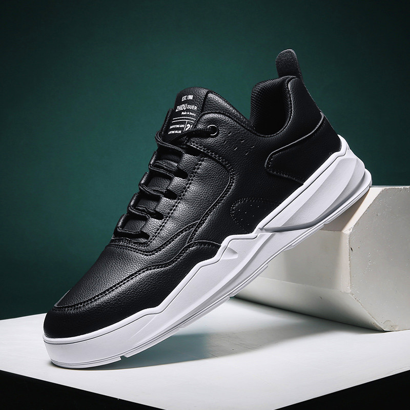 Image 3 - Men's casual shoes classic men's running shoes fashion sports shoes increased large size men's shoes comfortable breathable-in Men's Casual Shoes from Shoes