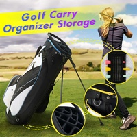 Golf Stand Bag Stand Portable Ultraportability Edition Super Light Large Capacity Bag Golf Lightweight Stand Carry Bag