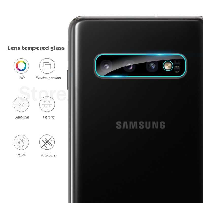 Lente Tela da câmera de Protecção Para Samsung Galaxy A30 A50 S10 Plus S10e M30 M20 M10 Filme Da Câmera Para Samsung Galaxy a9S A9 2018