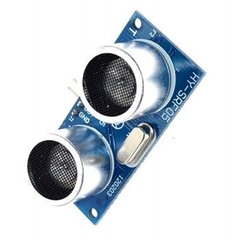 50PCS HY-SRF05 SRF05 5Pin Ultrasonic Distance Sensor Module Replace SR04 Module Promotion