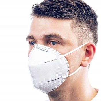 Stock in Europe! 200PCS Face masks Anti dust Mask 5 Layers Filter Earloop Dustproof Mask Shipping 12hours
