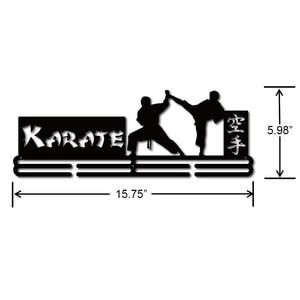 Image 5 - DDJOPH Karate medal hanger Medal display rack Sport medal hanger Karate medal holder 40cm L hold 36+medals