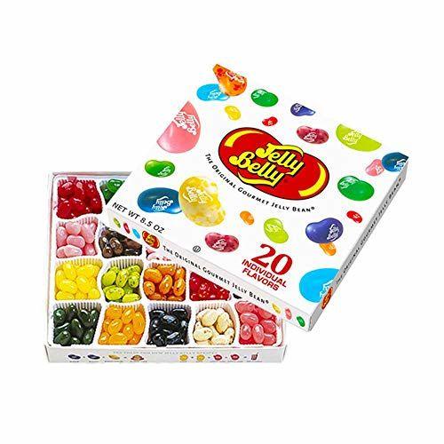 Confezione Regalo Di Sapori Assortiti Di Jelly Belly 250g X 10