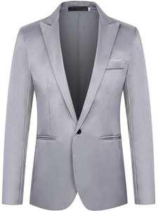 Suit Jacket Blazer Slim-Fit Casual Coat British's-Style Male Plus-Size 6XL Men 88 CGU