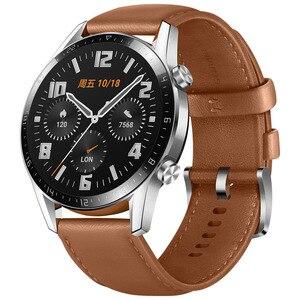 Image 4 - HUAWEI Watch GT 2 Global Version Smart Watch Bluetooth Smartwatch 5.1 Blood Oxygen Heart Rate Sleep 14 Days Battery Life