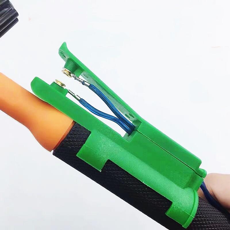Nozzle Accessories Welding Package Internal 73pcs Needle Gun And TIG Welding Qq150 Copper Clip Head 150a Tungsten External