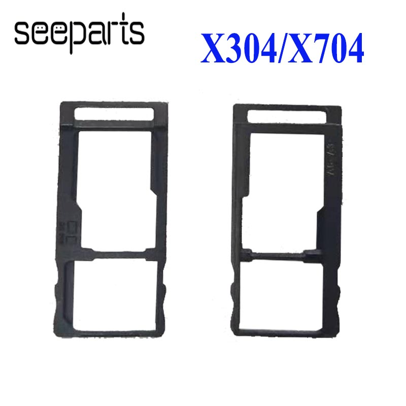 SIM Card Slot For Lenovo Tab 4 10 X304 And Tab 4 10 Plus X704 Sim SD Card Tray Holder Adapter For Lenovo TB-X304 TB-X704